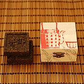 Сувениры и подарки ручной работы. Ярмарка Мастеров - ручная работа Шкатулка - коробочка Мой Пуэр. Handmade.
