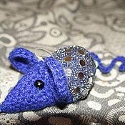 Мини фигурки и статуэтки ручной работы. Ярмарка Мастеров - ручная работа Мини фигурки и статуэтки: мышки. Handmade.