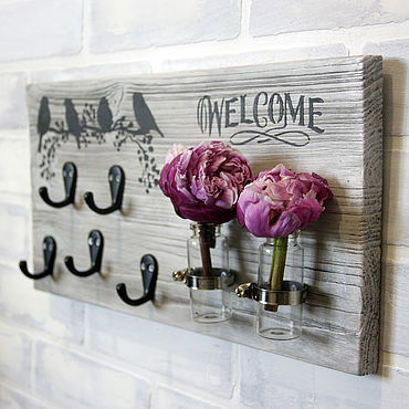 For home and interior handmade. Livemaster - original item The housekeeper