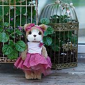 Куклы и игрушки ручной работы. Ярмарка Мастеров - ручная работа Мишка тедди Мисти. Handmade.