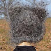 Аксессуары handmade. Livemaster - original item Hat knitted down