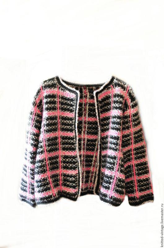 Пиджаки, жакеты ручной работы. Ярмарка Мастеров - ручная работа. Купить Кофточка Chanel. Handmade. Пиджак твидовый, твидовый пиджак