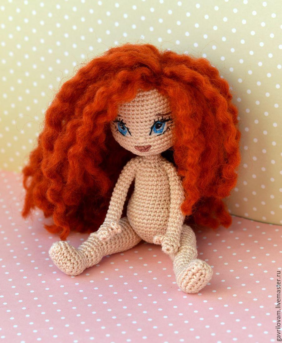 Мастер-классы для вязания амигуруми-куклы 38