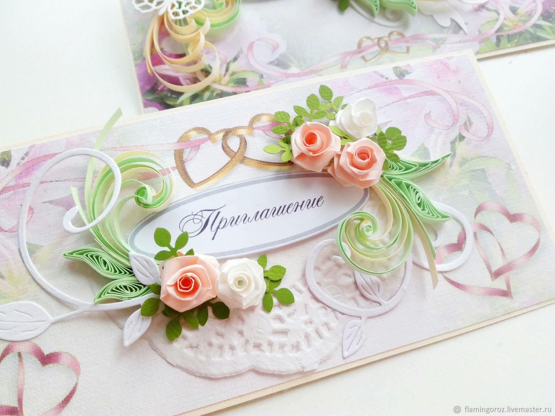 Открытка квиллинг к свадьбе, открытки новорожденной девочкой