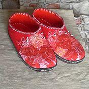 """Обувь ручной работы. Ярмарка Мастеров - ручная работа Для """"Золушки"""". Handmade."""