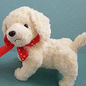 Куклы и игрушки handmade. Livemaster - original item Dog Teddy. Handmade.