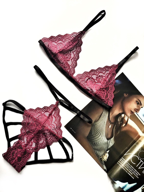 Kit 'Special case.Bordeaux», Underwear sets, Moscow,  Фото №1