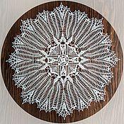 handmade. Livemaster - original item Doily crochet