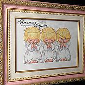 """Картины и панно ручной работы. Ярмарка Мастеров - ручная работа """"Почти идеальный"""". Handmade."""