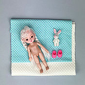 handmade. Livemaster - original item Sewing kits: Set materials articulated doll NSH10. Handmade.