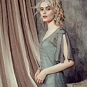 Одежда handmade. Livemaster - original item silver dress. Handmade.
