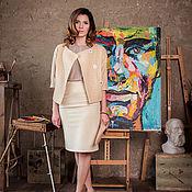 Одежда ручной работы. Ярмарка Мастеров - ручная работа Жакет Classic Casual. Handmade.