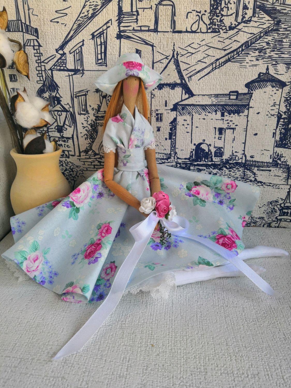 Кукла тильда Регина. Текстильные куклы ручной работы, Куклы Тильда, Дзержинский,  Фото №1
