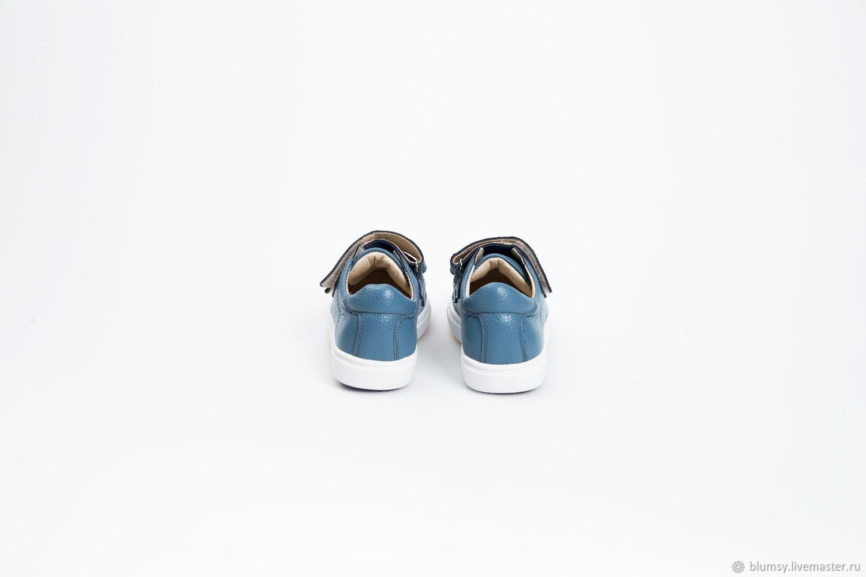 Туфли из натуральной кожи для мальчиков