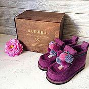 Обувь ручной работы handmade. Livemaster - original item Boots gift female