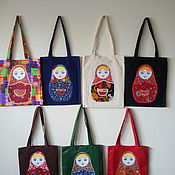 Сумки и аксессуары handmade. Livemaster - original item Shopping bag