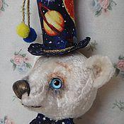 Куклы и игрушки ручной работы. Ярмарка Мастеров - ручная работа Мишутка астролог. Handmade.