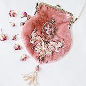 Сумки и аксессуары handmade. Livemaster - original item Evening bag clasp on the