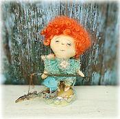 Куклы и игрушки ручной работы. Ярмарка Мастеров - ручная работа Маленький рыбачок. Handmade.