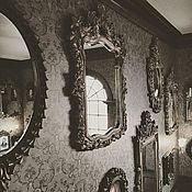 Для дома и интерьера ручной работы. Ярмарка Мастеров - ручная работа Резные рамы и зеркала. Handmade.