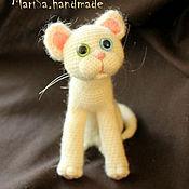 Куклы и игрушки handmade. Livemaster - original item Katu Kitten. Handmade.