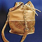 Классическая сумка ручной работы. Ярмарка Мастеров - ручная работа Sunrise. Handmade.