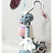 Заяц Коська - готовая игрушка