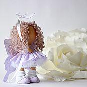Куклы и игрушки ручной работы. Ярмарка Мастеров - ручная работа Лавандовая бабочка. Handmade.