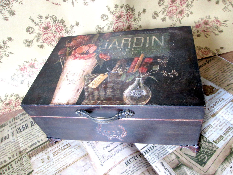 'Jardin' box, Box, Voronezh,  Фото №1