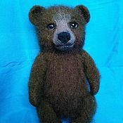 Куклы и игрушки ручной работы. Ярмарка Мастеров - ручная работа Медвежонок - тедди. Handmade.