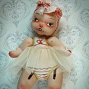 Куклы и игрушки ручной работы. Ярмарка Мастеров - ручная работа Мурочка-Карамелька 2. Handmade.