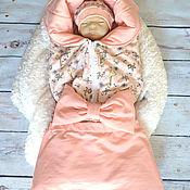 Работы для детей, ручной работы. Ярмарка Мастеров - ручная работа Зверюшки на персике. Handmade.