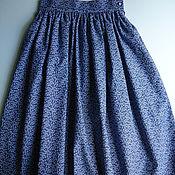 Одежда handmade. Livemaster - original item The skirt beige wool blend. Handmade.