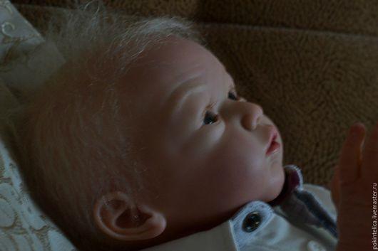 Куклы-младенцы и reborn ручной работы. Ярмарка Мастеров - ручная работа. Купить Кукла реборн Майкл. Handmade. Розовый