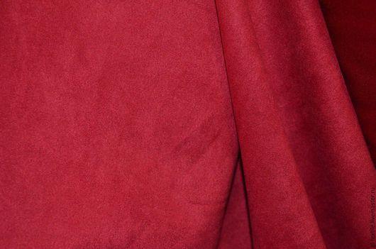 Шитье ручной работы. Ярмарка Мастеров - ручная работа. Купить Искусственная замша (цвета в ассортименте). Handmade. Замша