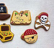 Сувениры и подарки ручной работы. Ярмарка Мастеров - ручная работа Пираты. Handmade.