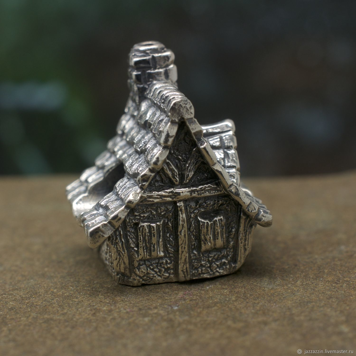 Witch house charm shop online on livemaster with for Craft and jewelry supplies