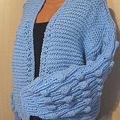 Одежда handmade. Livemaster - original item jacket knitted.. Handmade.
