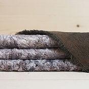 Материалы для творчества ручной работы. Ярмарка Мастеров - ручная работа Плюш винтажный 47. Handmade.