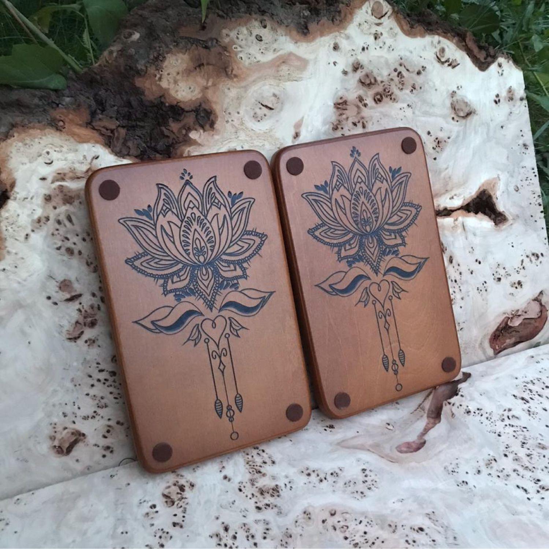 Доски с гвоздями цветок «Лотос», Ритуальная атрибутика, Барнаул,  Фото №1