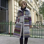 Одежда ручной работы. Ярмарка Мастеров - ручная работа Пальто легкое Теплый осенний денек. Handmade.
