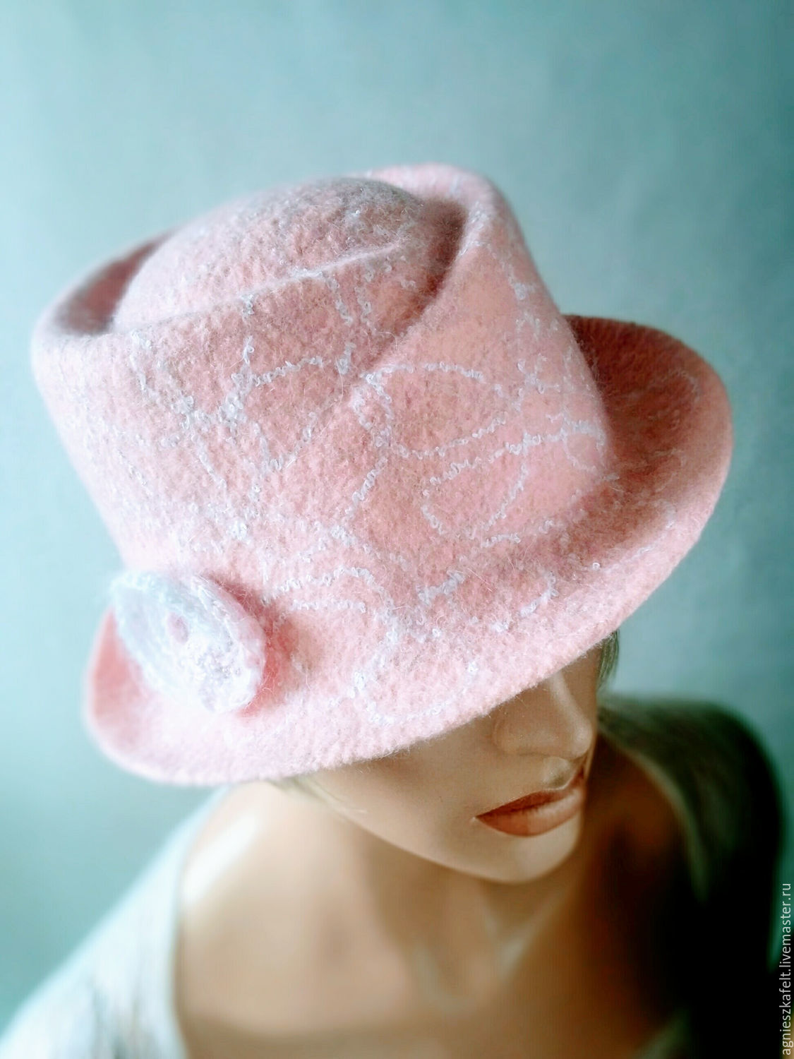 Hat Mademoiselle, Hats1, Moscow,  Фото №1
