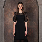 Одежда handmade. Livemaster - original item Dress, corset-based Ksenia Knyazeva. Handmade.