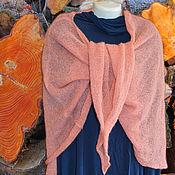 Одежда ручной работы. Ярмарка Мастеров - ручная работа Пончо-трансформер из мохера Missoni. Handmade.