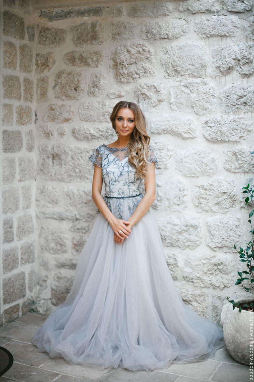 Grey Wedding Dress.Dusty Grey Wedding Dress Lixnet Ag