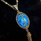 Украшения handmade. Livemaster - original item Pendant-necklace