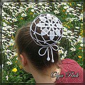 Украшения handmade. Livemaster - original item Mesh for hair bun. 5 options. Handmade.