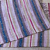 Для дома и интерьера ручной работы. Ярмарка Мастеров - ручная работа Половик ручного ткачества (№ 145). Handmade.