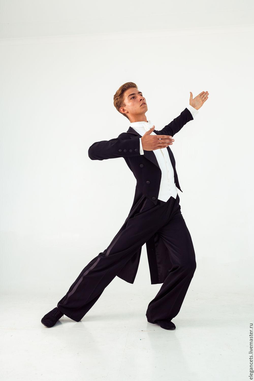 Бальные танцы как сшить жилет