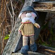 Куклы и игрушки ручной работы. Ярмарка Мастеров - ручная работа Домовой Николай Иванович. Handmade.